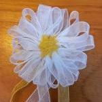 Romantic Daisy Hairclips: f..